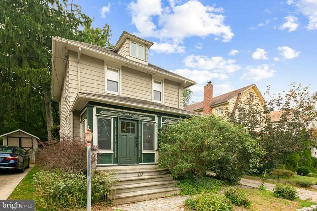 20 Evergreen, HADDONFIELD, NJ 08033 (#NJCD2008906) :: Tom Toole Sales Group at RE/MAX Main Line