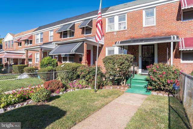 4205 Roland View Avenue, BALTIMORE, MD 21215 (#MDBA2015086) :: Compass
