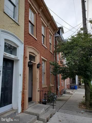 145 N Newberry Street, YORK, PA 17401 (#PAYK2007408) :: CENTURY 21 Core Partners