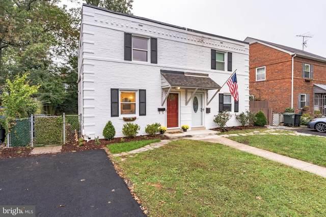 836 S Irving Street, ARLINGTON, VA 22204 (#VAAR2006146) :: EXIT Realty Enterprises