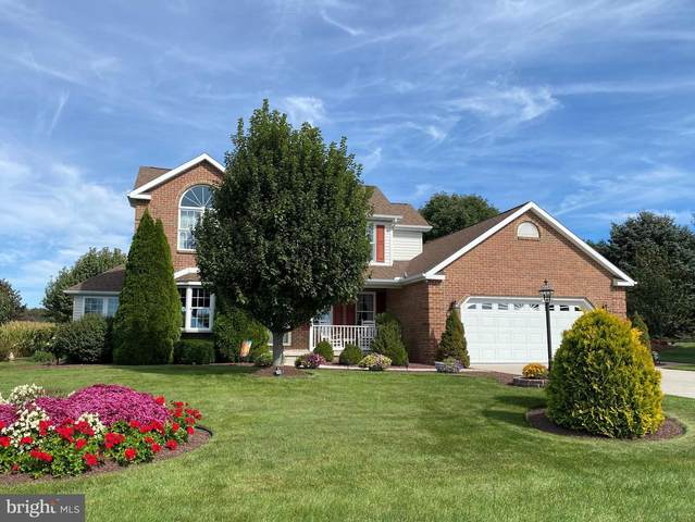 845 Mathias, LITTLESTOWN, PA 17340 (#PAAD2001622) :: The Casner Group
