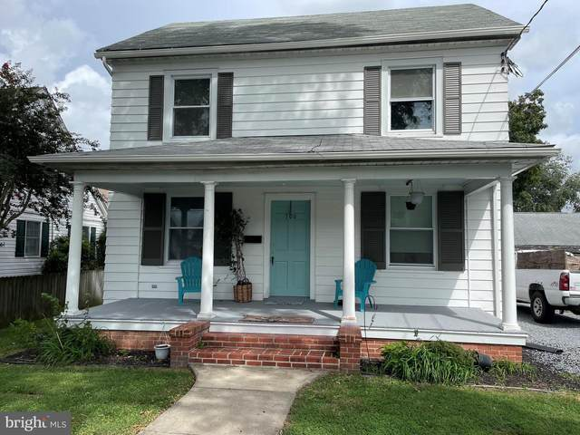 706 Maryland Avenue, CAMBRIDGE, MD 21613 (#MDDO2000808) :: At The Beach Real Estate