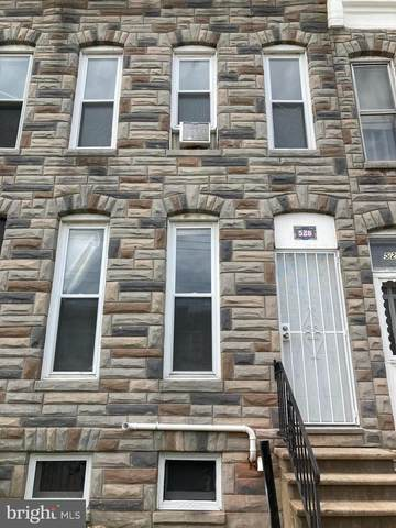 528 S Longwood Street, BALTIMORE, MD 21223 (#MDBA2015162) :: The Mike Coleman Team
