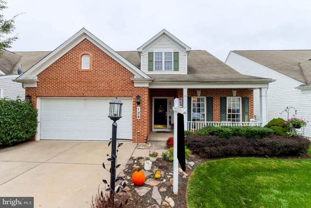 128 Clubside #15, TANEYTOWN, MD 21787 (#MDCR2003078) :: VSells & Associates of Compass