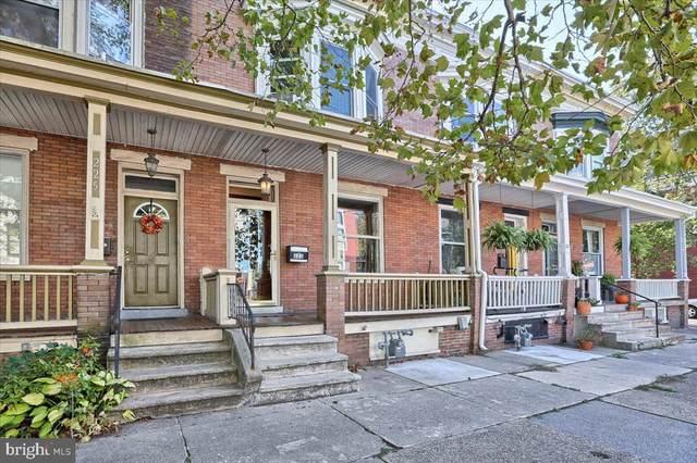 223 Peffer Street, HARRISBURG, PA 17102 (#PADA2004416) :: RE/MAX Advantage Realty