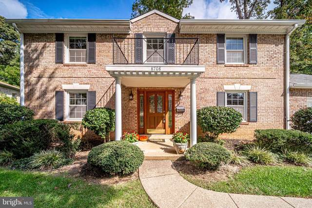 8708 Chippendale Court, ANNANDALE, VA 22003 (#VAFX2026200) :: The Sky Group