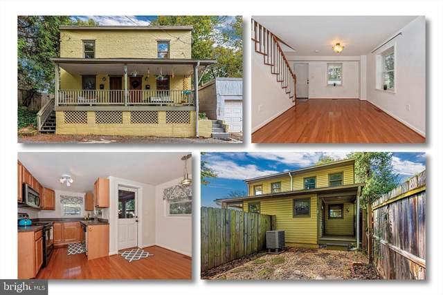 302 Maxwell Avenue, FREDERICK, MD 21701 (#MDFR2007058) :: The Mike Coleman Team