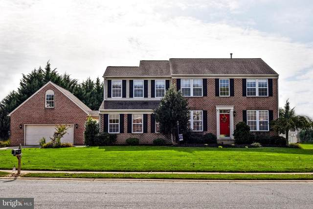 1107 Sparrow Mill Way, BEL AIR, MD 21015 (#MDHR2004550) :: CENTURY 21 Core Partners
