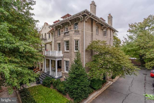 2615 Woodley Place NW, WASHINGTON, DC 20008 (#DCDC2017110) :: Keller Williams Realty Centre