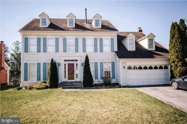 9045 Spring Valley Drive, FREDERICK, MD 21701 (#MDFR2007062) :: The Sky Group