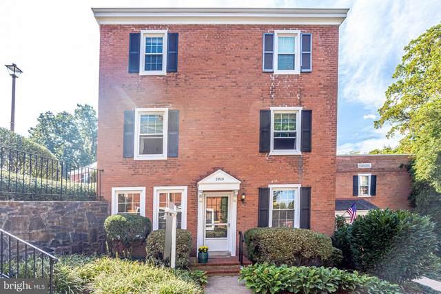 2905 S Dinwiddie Street, ARLINGTON, VA 22206 (#VAAX2004644) :: Crews Real Estate