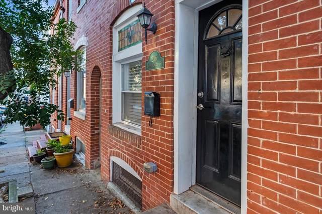 236 S Castle Street, BALTIMORE, MD 21231 (#MDBA2015206) :: Betsher and Associates Realtors