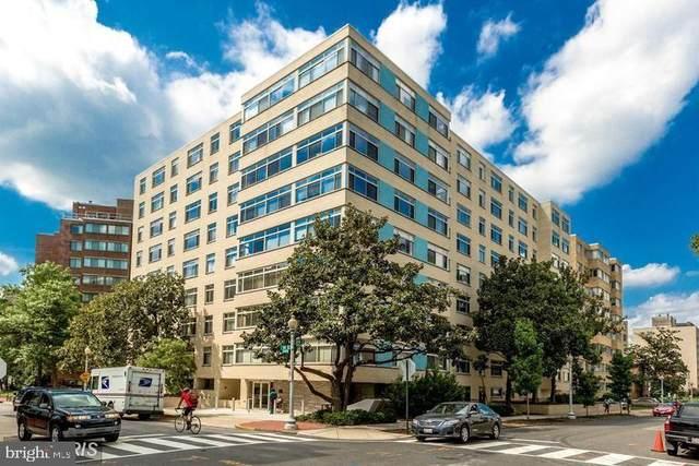 2401 H Street NW #808, WASHINGTON, DC 20037 (#DCDC2017134) :: The Putnam Group