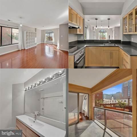 1029 N. Stuart Street #201, ARLINGTON, VA 22201 (#VAAR2006210) :: Crews Real Estate