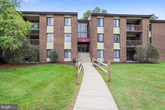 15716 Dorset Road #232, LAUREL, MD 20707 (#MDPG2014650) :: The Dailey Group