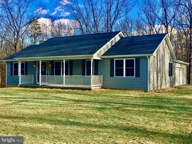 Huttle Rd, MIDDLETOWN, VA 22645 (#VAFV2002282) :: Dart Homes