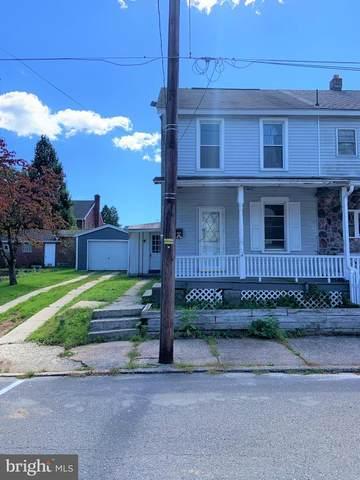 40 E Ridge Street, COALDALE, PA 18218 (#PASK2001764) :: The Craig Hartranft Team, Berkshire Hathaway Homesale Realty