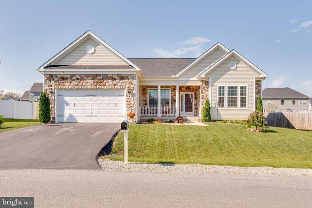 270 Fitzgerald Street, GERRARDSTOWN, WV 25420 (#WVBE2003236) :: The Redux Group