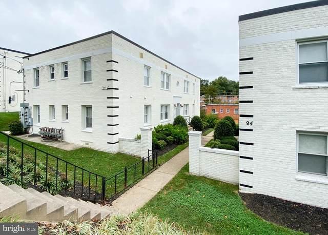 90 Webster Street NE #1, WASHINGTON, DC 20011 (#DCDC2017164) :: Crossman & Co. Real Estate