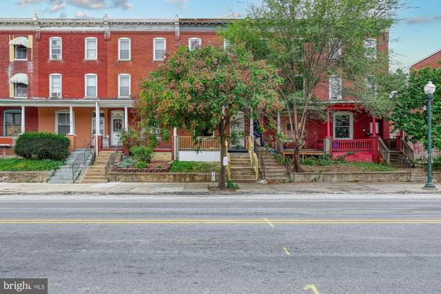 1622 Market Street, HARRISBURG, PA 17103 (#PADA2004436) :: The Jim Powers Team