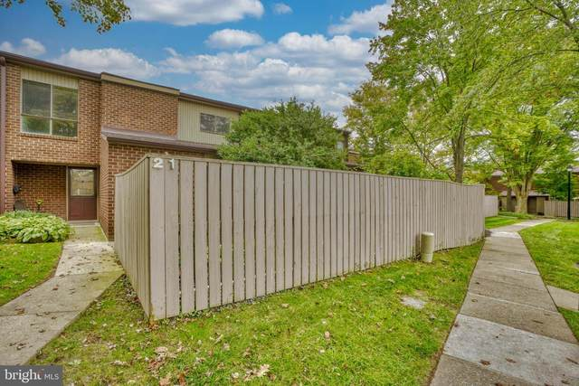 21 Saddle Court C, BALTIMORE, MD 21208 (#MDBC2013478) :: ExecuHome Realty