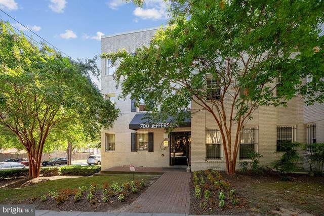 700 Jefferson Street NW #103, WASHINGTON, DC 20011 (#DCDC2017182) :: Speicher Group of Long & Foster Real Estate