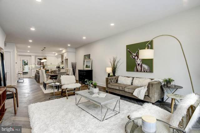 816 Taylor Street NW #1, WASHINGTON, DC 20011 (#DCDC2017192) :: Speicher Group of Long & Foster Real Estate