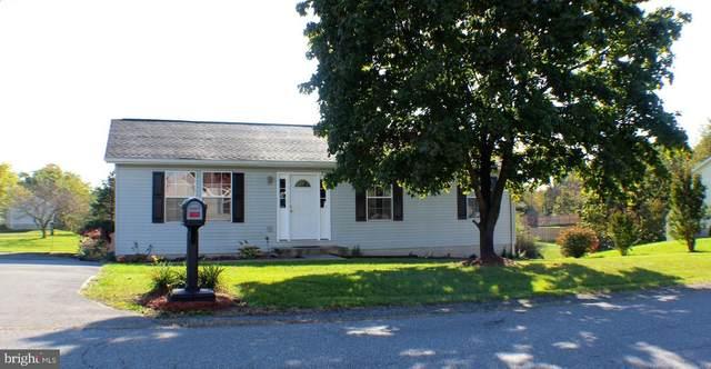 205 Crestview Drive, MARTINSBURG, WV 25405 (#WVBE2003238) :: Eng Garcia Properties, LLC