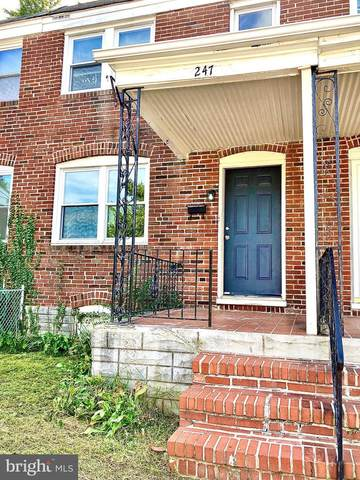 247 W Meadow Road, BALTIMORE, MD 21225 (#MDAA2012074) :: The Mike Coleman Team