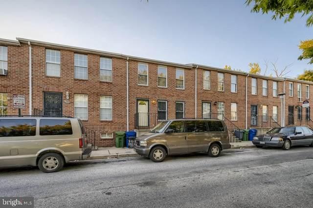 1342 N Stockton Street, BALTIMORE, MD 21217 (#MDBA2015246) :: Integrity Home Team