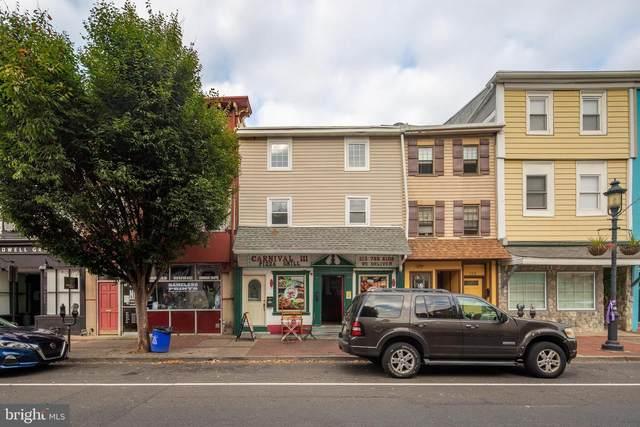 215 Mill Street, BRISTOL, PA 19007 (MLS #PABU2009718) :: PORTERPLUS REALTY