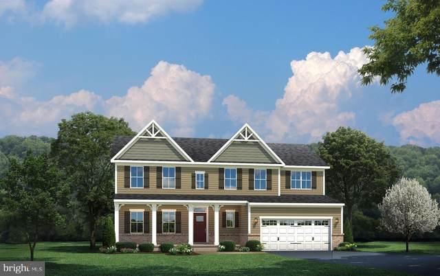 4843 Railway Circle, MONROVIA, MD 21770 (#MDFR2007100) :: Crossman & Co. Real Estate