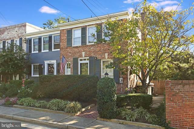 826 S Fairfax Street, ALEXANDRIA, VA 22314 (#VAAX2004662) :: The Redux Group