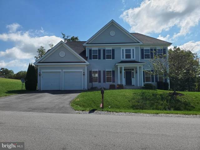 83 Tributary Trail, FALLING WATERS, WV 25419 (#WVBE2003242) :: EXIT Realty Enterprises