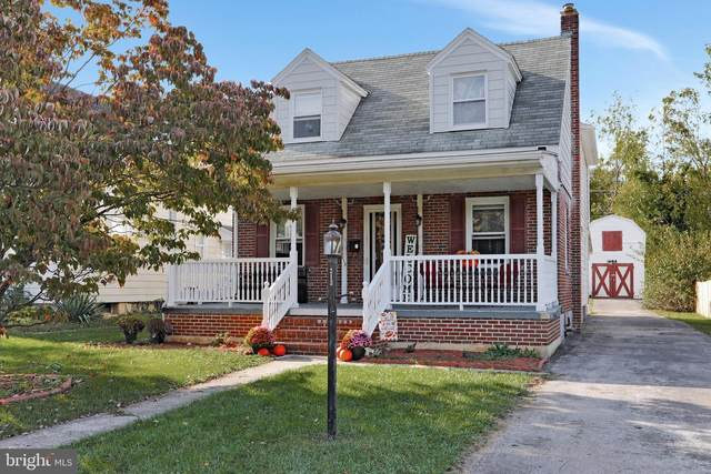 213 Belview Avenue, HAGERSTOWN, MD 21742 (#MDWA2002756) :: The Team Sordelet Realty Group