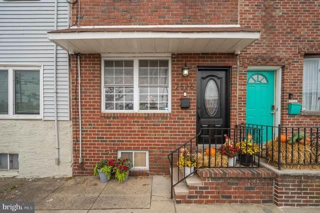 2526 E York Street, PHILADELPHIA, PA 19125 (#PAPH2037148) :: LoCoMusings