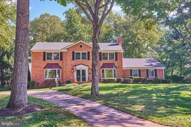 1598 Forest Villa Lane, MCLEAN, VA 22101 (#VAFX2026350) :: Nesbitt Realty