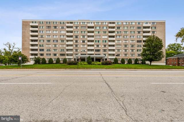 7111 Park Heights Avenue #204, BALTIMORE, MD 21215 (#MDBA2015258) :: ExecuHome Realty