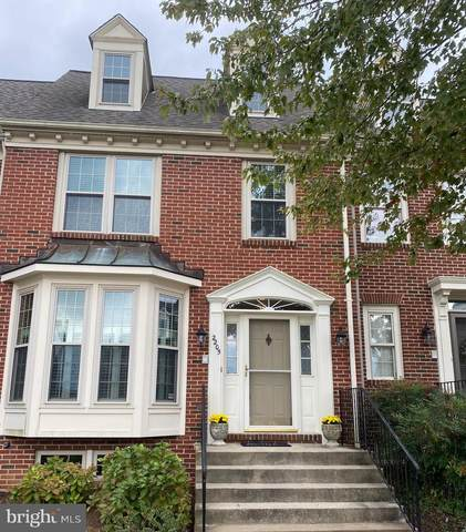 2205 Parish Lane, FREDERICK, MD 21701 (#MDFR2007108) :: The Team Sordelet Realty Group