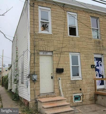 209 Maple Street, READING, PA 19602 (MLS #PABK2005622) :: PORTERPLUS REALTY