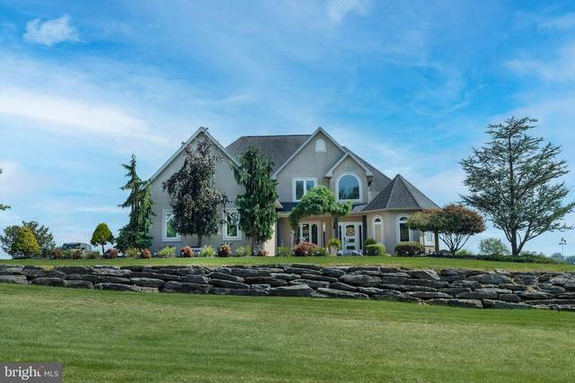 50 Mine Road, FLEETWOOD, PA 19522 (#PABK2005624) :: The Dailey Group