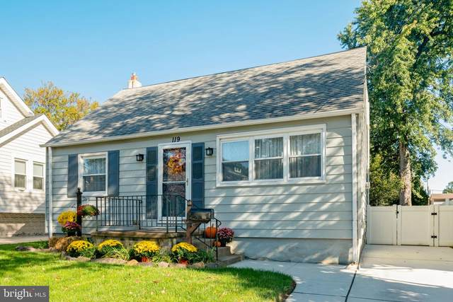 119 Virginia Avenue, HADDON TOWNSHIP, NJ 08108 (#NJCD2009034) :: Rowack Real Estate Team