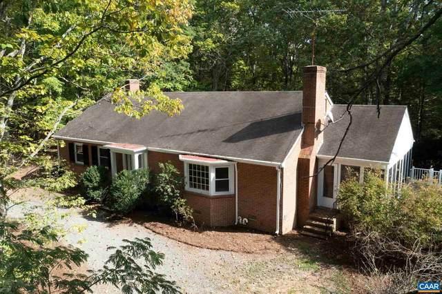 1231 Milton Rd, CHARLOTTESVILLE, VA 22902 (#623263) :: The Miller Team