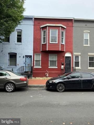 27 Bates Street NW, WASHINGTON, DC 20001 (#DCDC2017218) :: The Gus Anthony Team