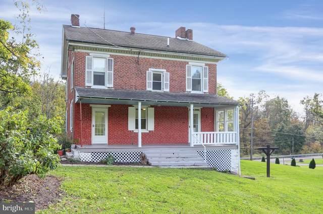 10791 Licking Creek Road, MIFFLINTOWN, PA 17059 (#PAJT2000146) :: Linda Dale Real Estate Experts