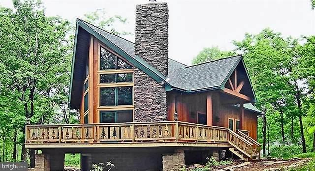 0 Blue Mountain Road, FRONT ROYAL, VA 22630 (#VAWR2001092) :: Monarch Properties