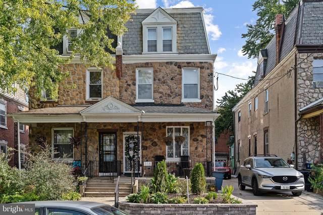 318 W Logan Street, PHILADELPHIA, PA 19144 (#PAPH2037234) :: The Pierre Group