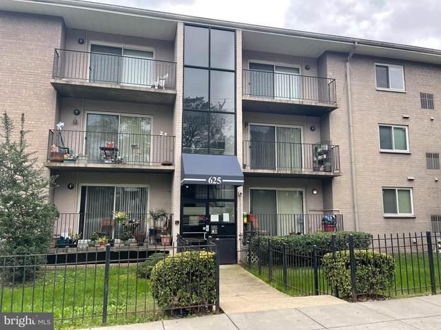 625 Chesapeake Street SE #105, WASHINGTON, DC 20032 (#DCDC2017246) :: The Sky Group
