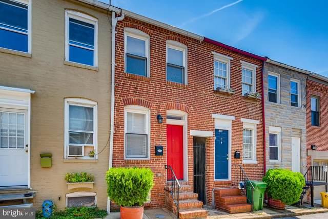 209 S Madeira Street, BALTIMORE, MD 21231 (#MDBA2015280) :: Revol Real Estate