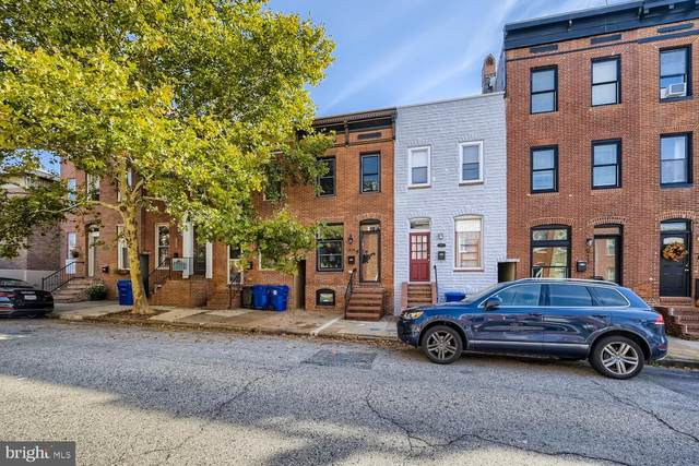 919 S Ellwood Avenue, BALTIMORE, MD 21224 (#MDBA2015290) :: The Gus Anthony Team